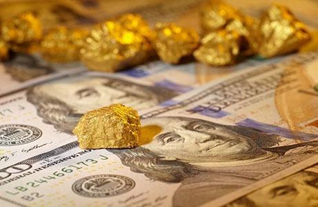 MIEX 米汇讯:黄金价格预测–尽管索赔人数稳定,但美元下跌导致价格上涨